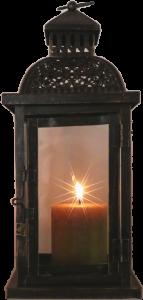Lanterne de la décoration du Showroom